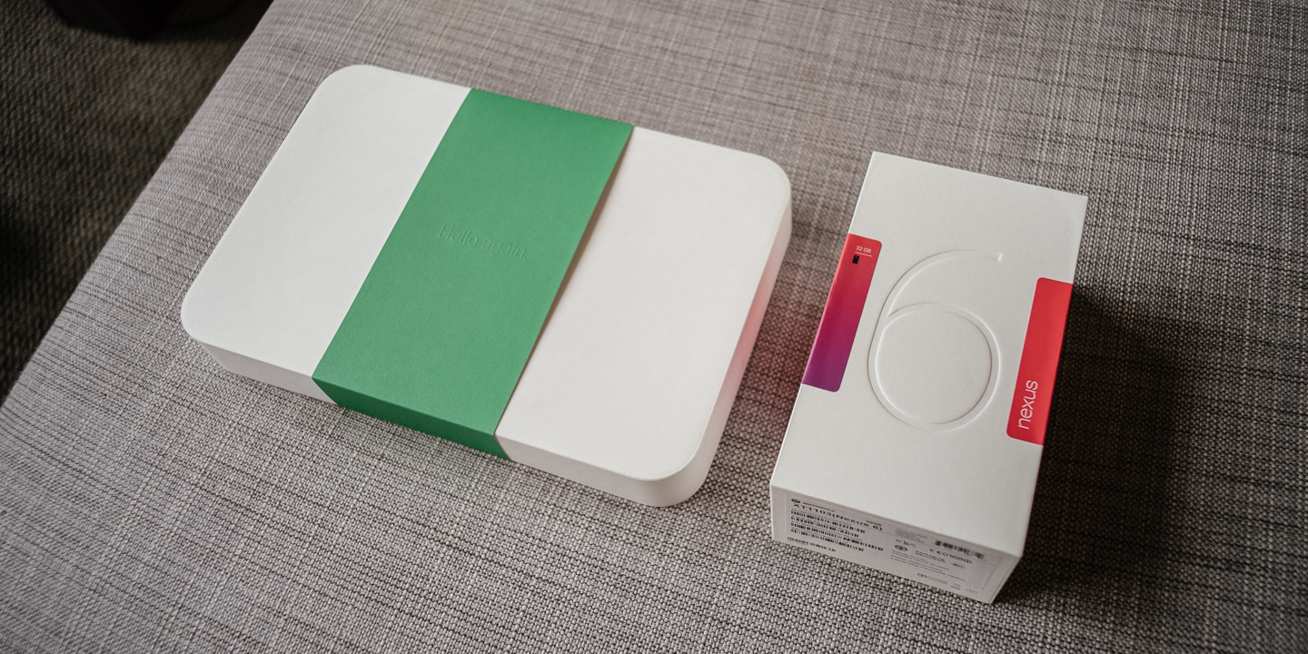 Google Fi Package